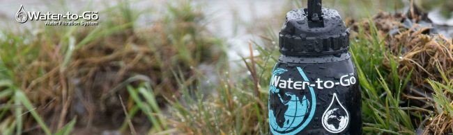 Water to Go – Water Filtration System
