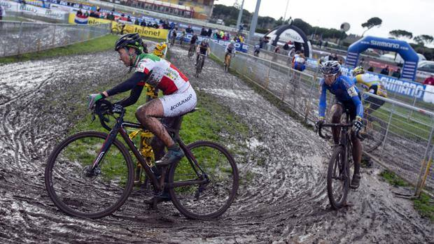 Ciclocross . Trionfo di Sanne Cant