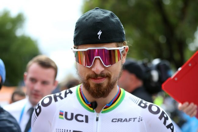 Binck Bank Tour. Trionfo di Peter sagan
