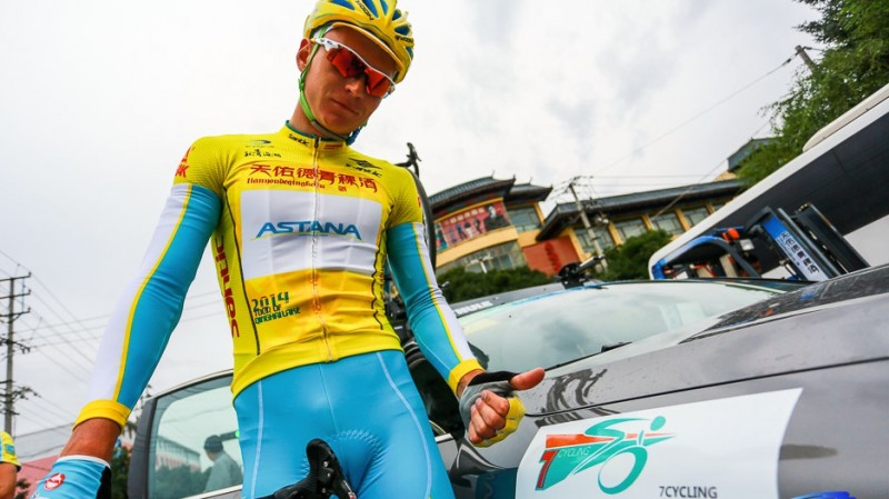 Ciclismo, doping: positivo il giovane kazako Davidenok, l'Astana rischia la licenza