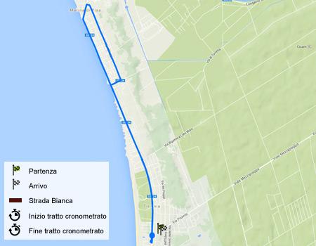Cronosquadre del Tirreno – Tuscany Bike Challenge