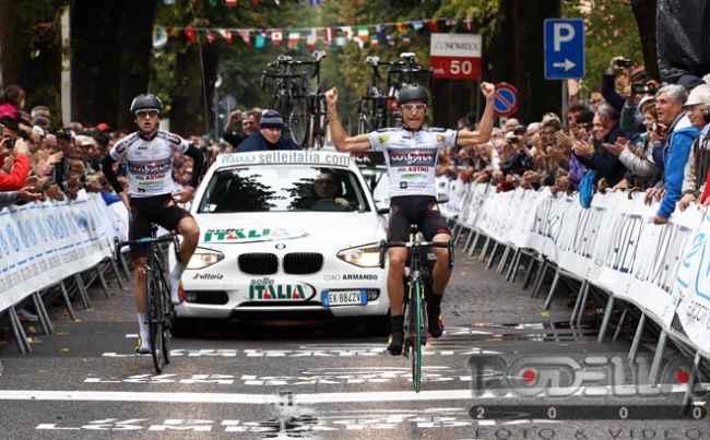 Piccolo Giro di Lombardia: vittoria di Fausto Masnada