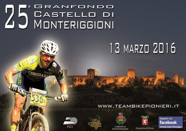 MTB: la Gara di Monteriggioni di mtb il prossimo 13 marzo