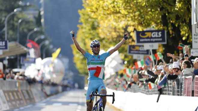 Giro di Lombardia: Trionfo di Vincenzo Nibali