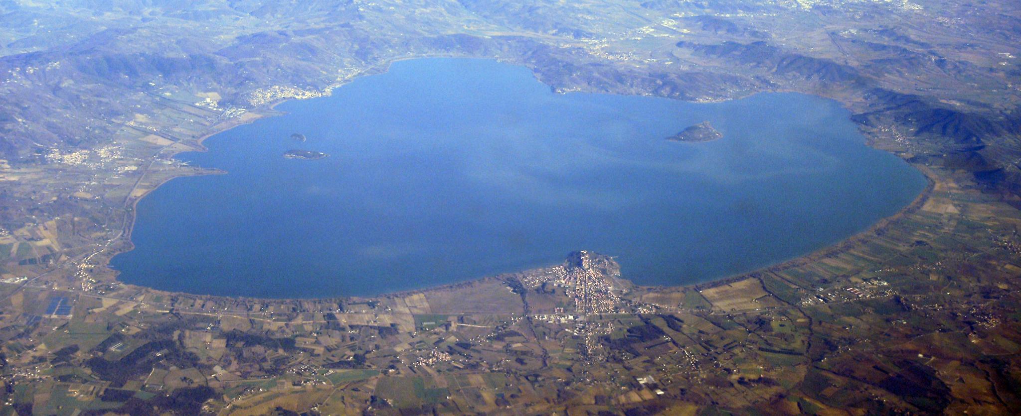 Lago Trasimeno - Svíčková (Wikipedia)