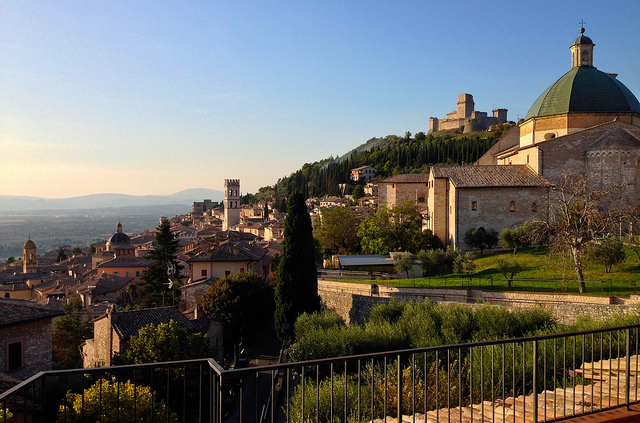 Assisi-Spoleto: itinerario facile per tutta la famiglia