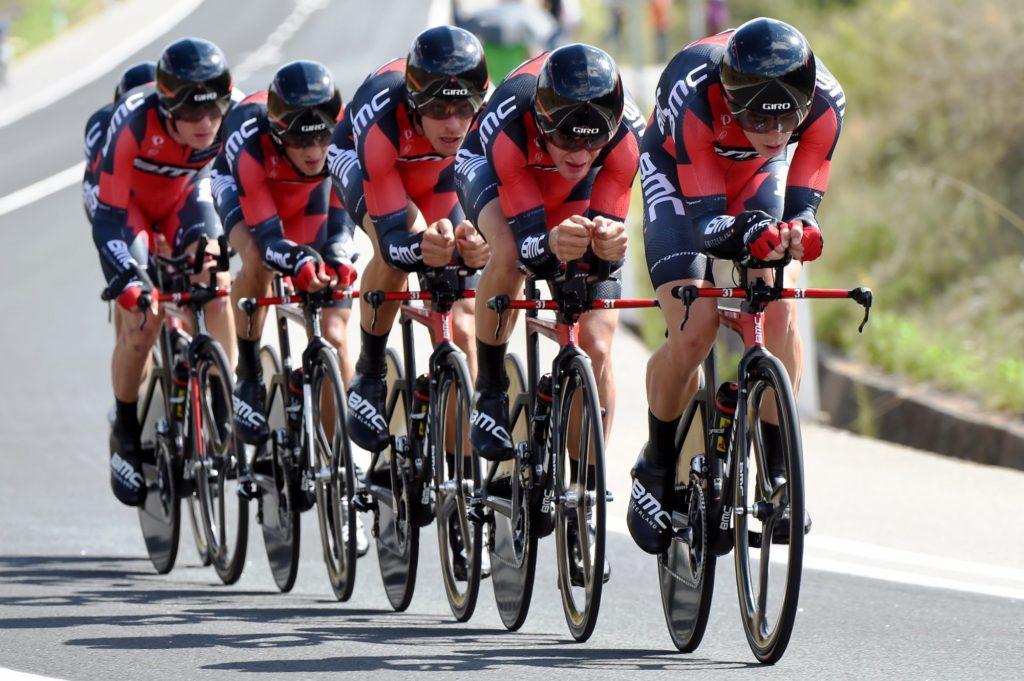 Tour de France. Trionfo del team BMC