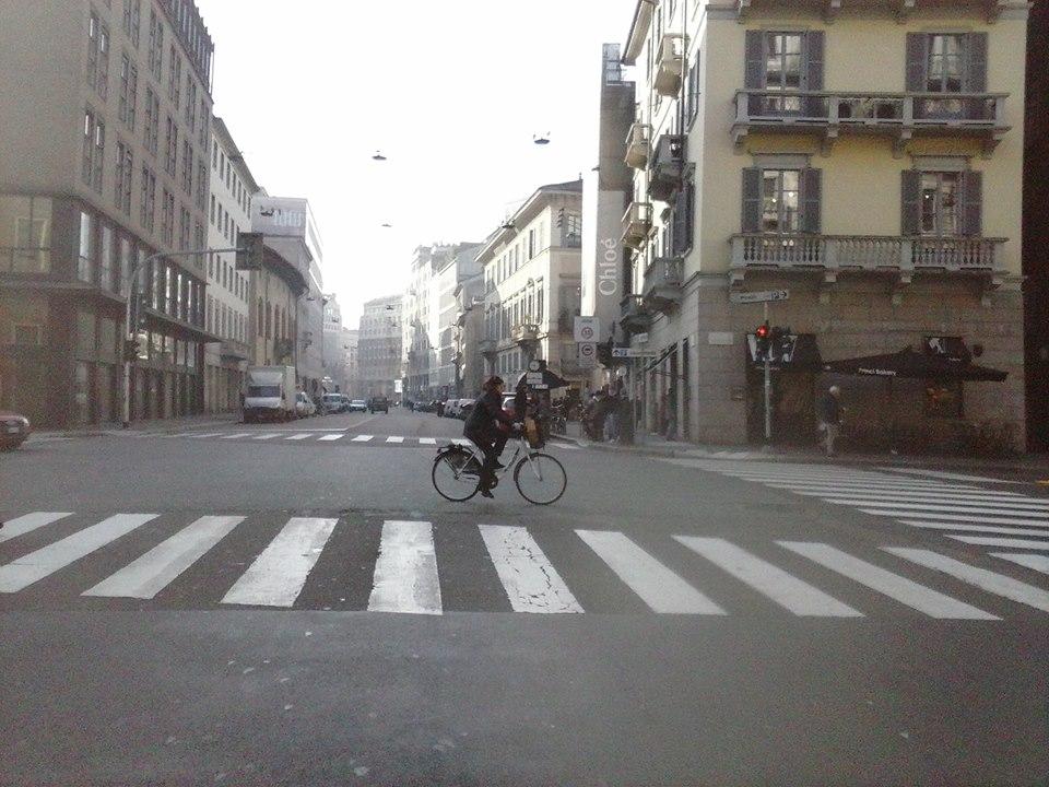 Una città senza automobili: riflessioni sul blocco delle auto a Milano