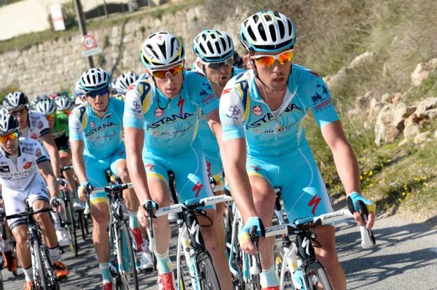 Tour of the Alps. Trionfo di  Bilbao Lopez