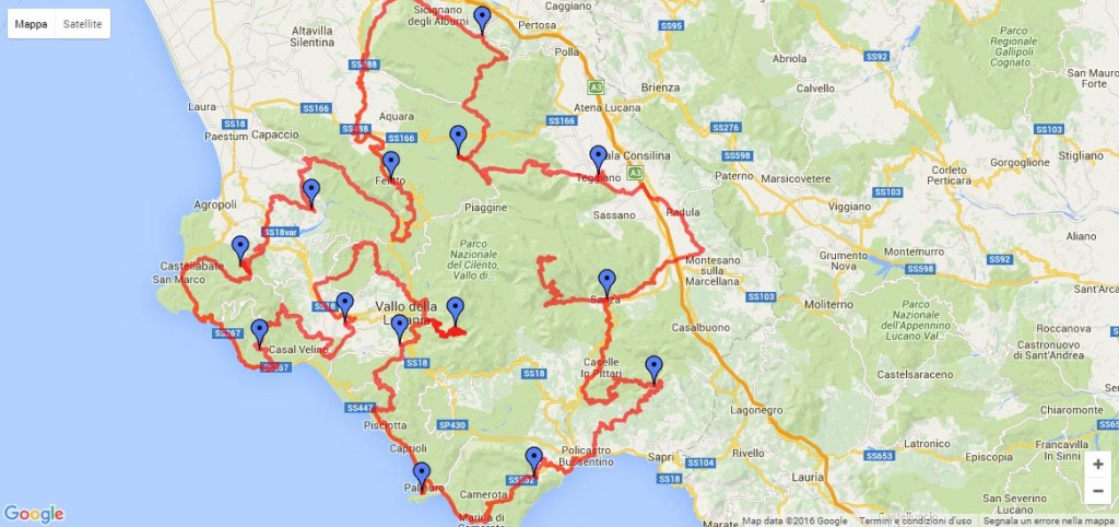 Mappa-della-Via-Silente