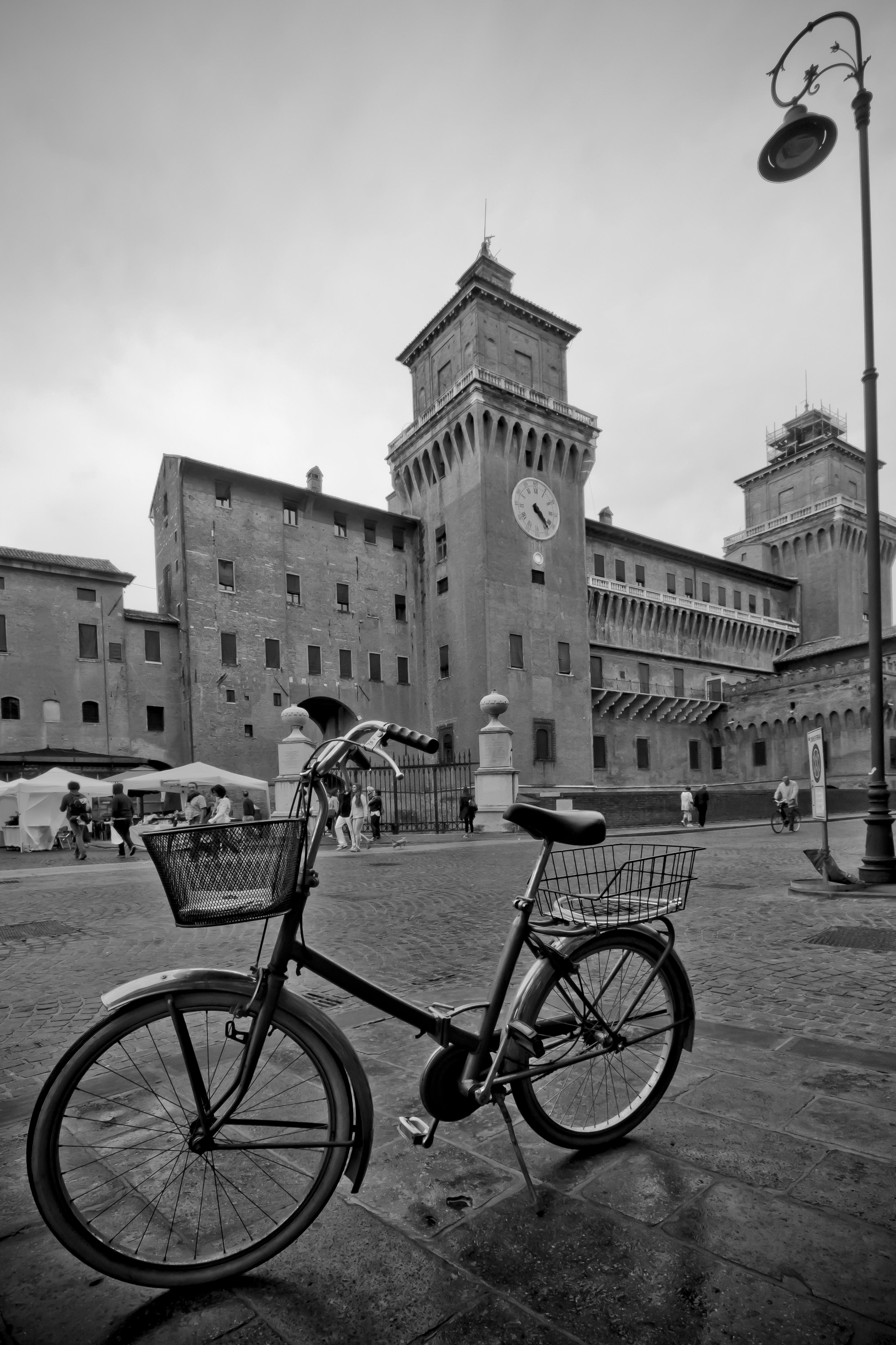 Ferrara, città delle biciclette - Filippo Pollastri