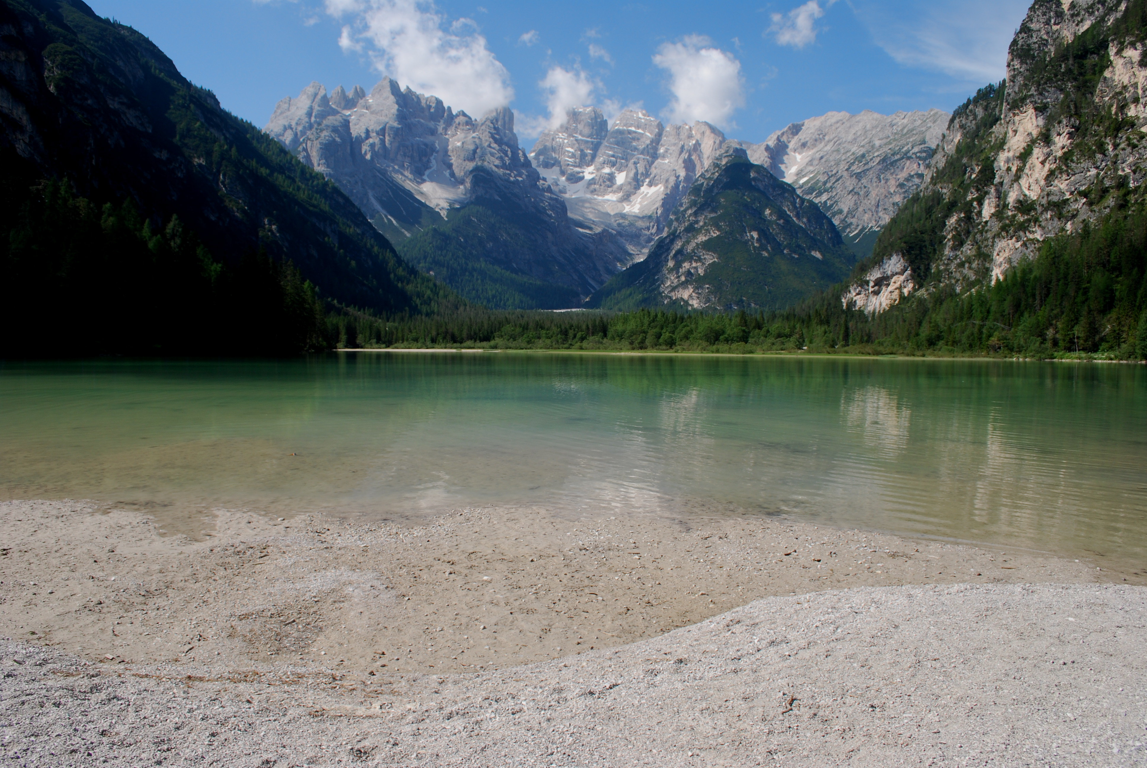 Lake Landro, Italy - Roman Klementschitz