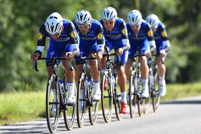 Giro di Polonia . Successo di Alvaro Jose Hodeg Chagui