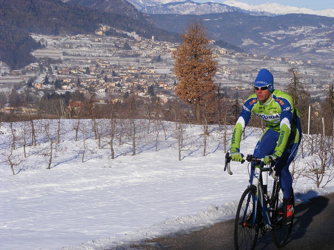 L'attrezzatura necessaria per pedalare anche in inverno