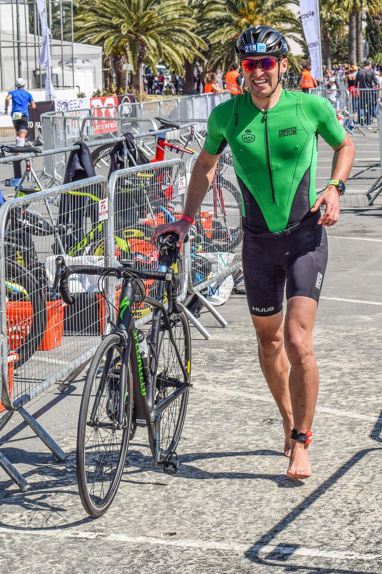 Come fare meno fatica in bicicletta