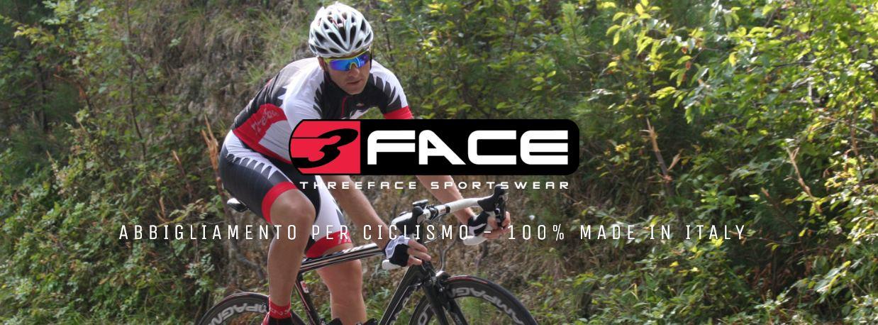 Threeface – Abbigliamento Ciclismo