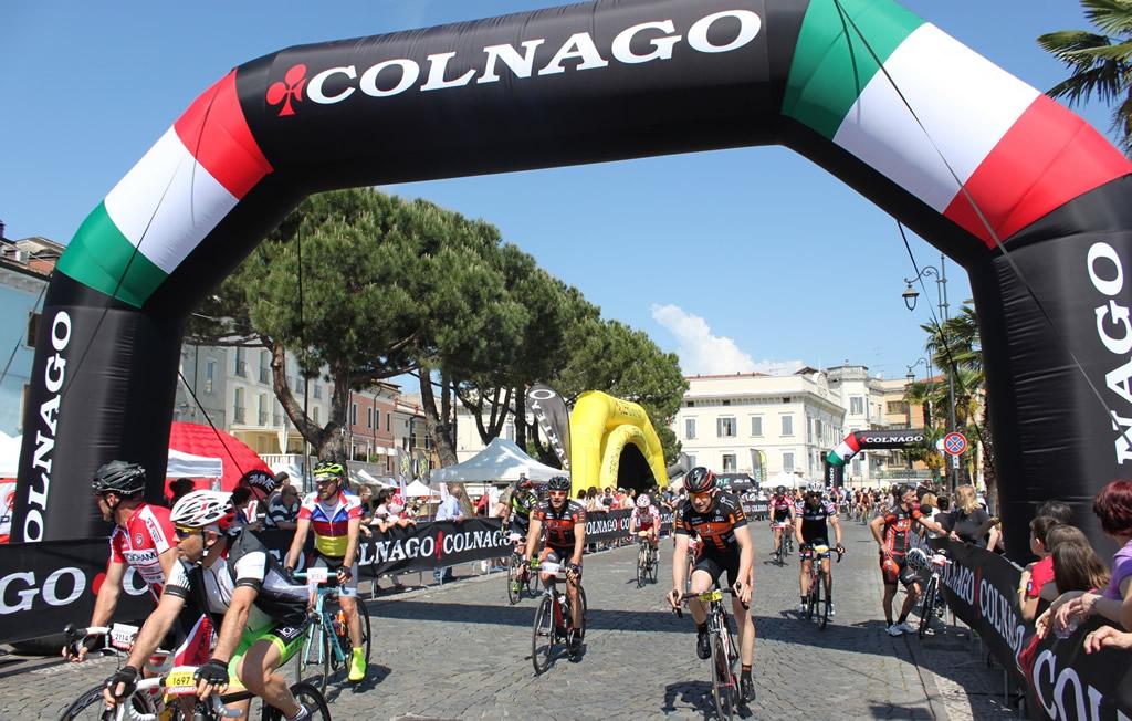 12-14 Maggio: Colnago Cycling Festival