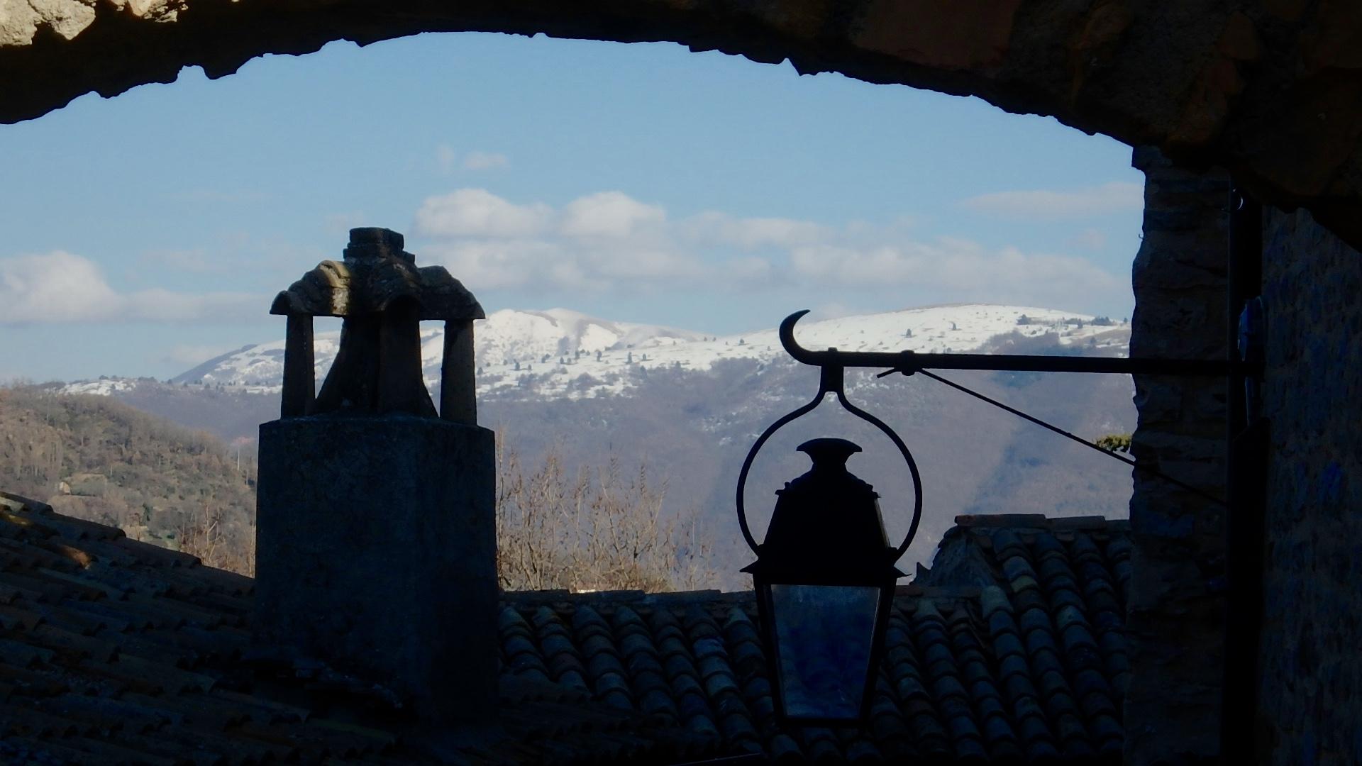 Piccole magie umbre – San Giovanni di Collepino