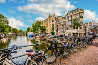 Cartina Piste Ciclabili Olanda.Lf Routes Visitare L Olanda In Bici Cicloturismo