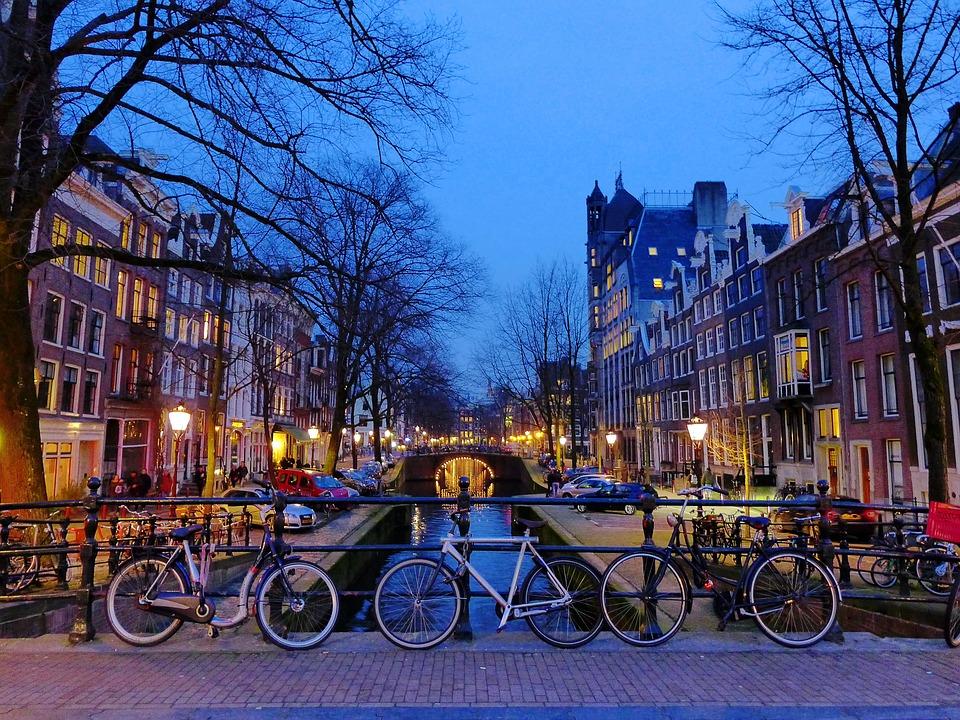 LF-Routes: visitare l'Olanda in bici