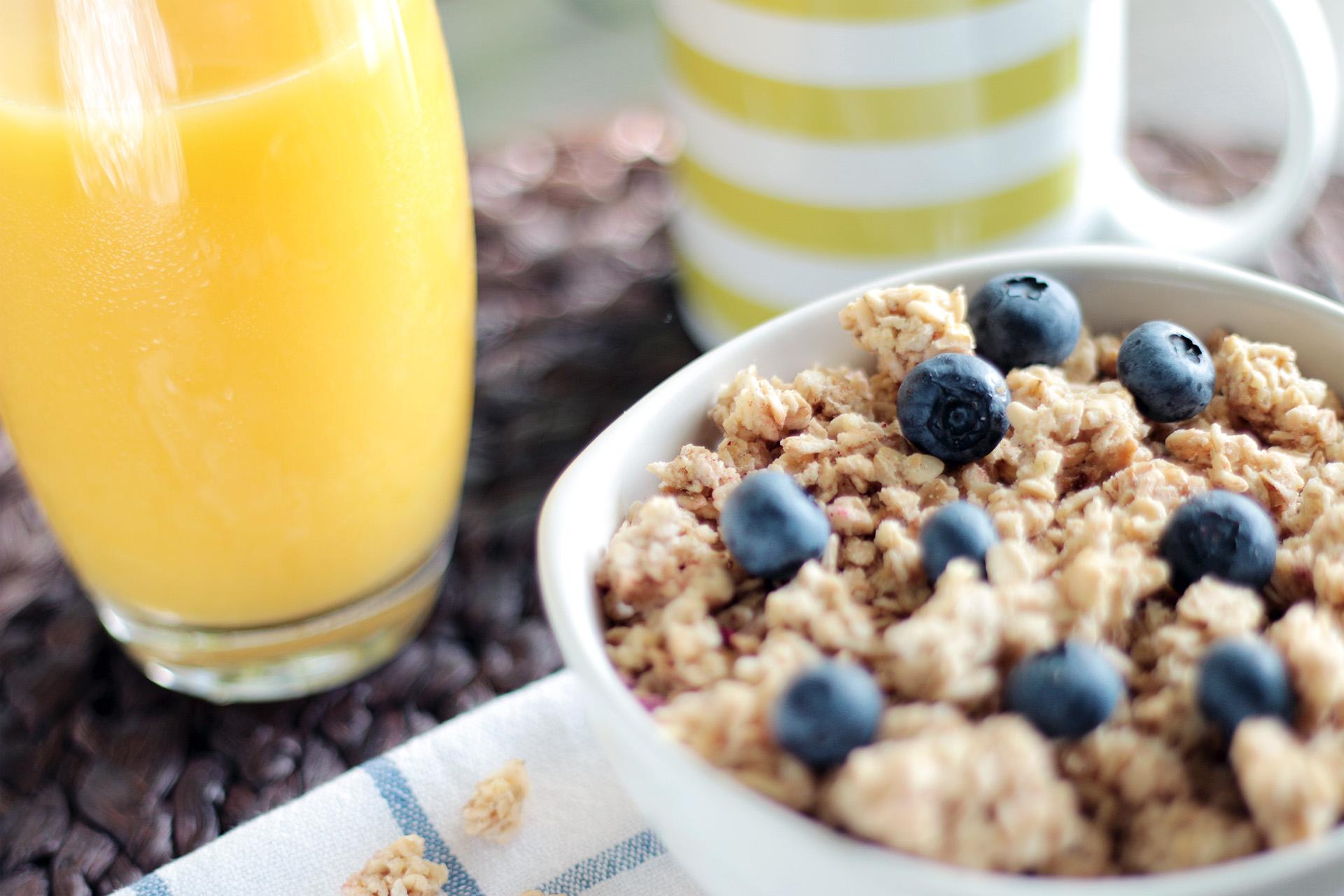 Ciclismo…si comincia dalla colazione