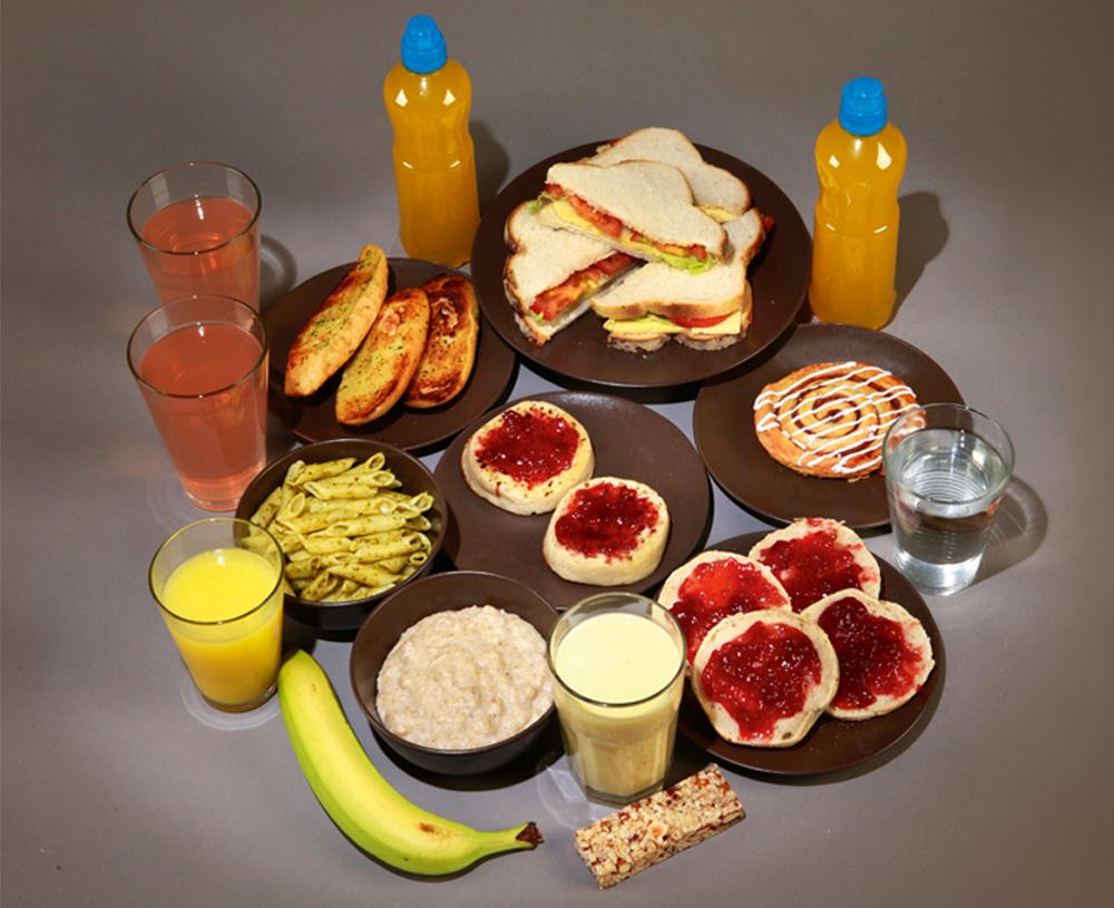 Cicloturismo ed alimentazione
