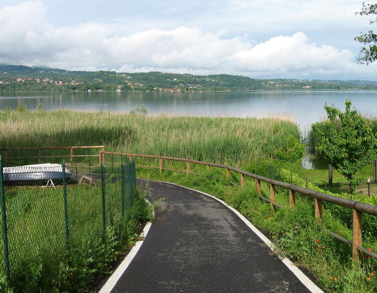 Pista Ciclopedonale del Lago di Varese