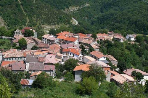 Da Rocca Santa Maria a Frattoli: Abruzzo in bici