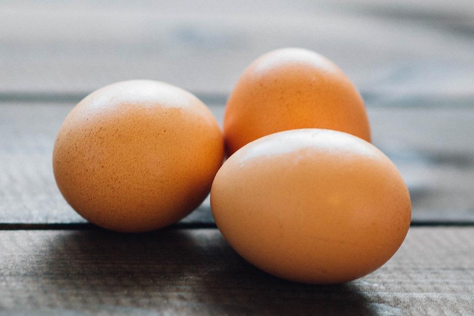 Favorire la crescita muscolare con le uova