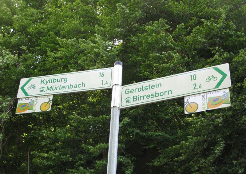 Kyll-Radweg: l'altopiano dell'Eifel in bicicletta