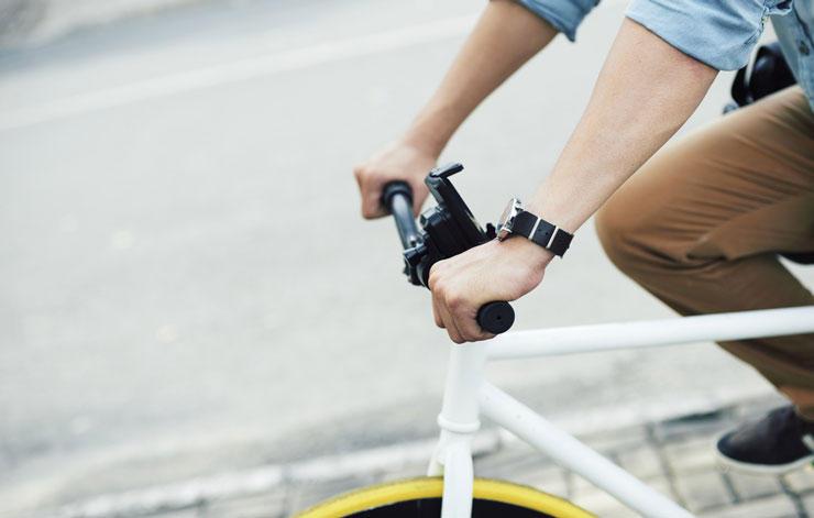Mani nel ciclismo: formicolio, sensibilità, pizzicore