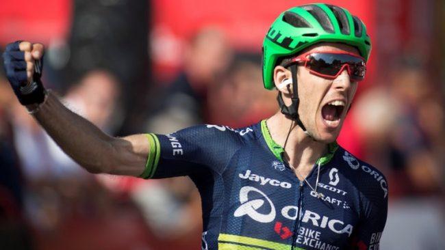 Adam Yates conquista la quarta tappa della  Vuelta Valenciana.