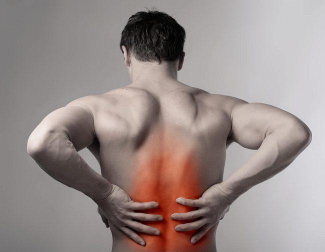 Ciclismo e mal di schiena