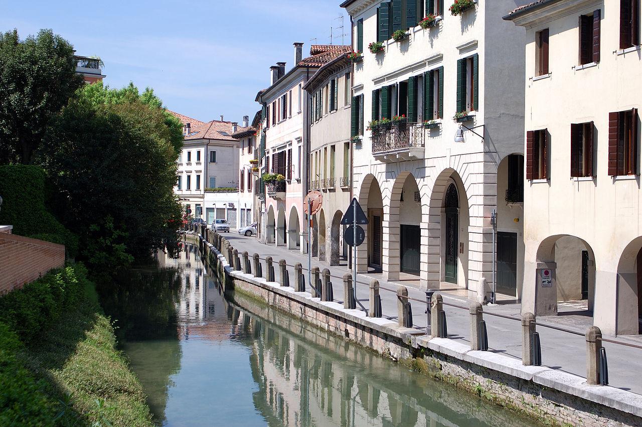 Pista Ciclabile Treviso – Ostiglia