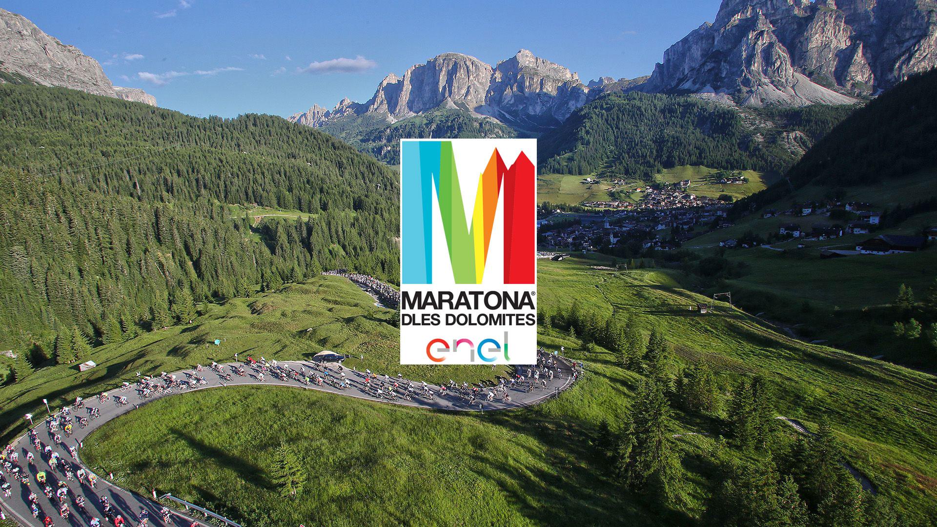 La Maratona delle Dolomiti: 9.000 partecipanti al via!