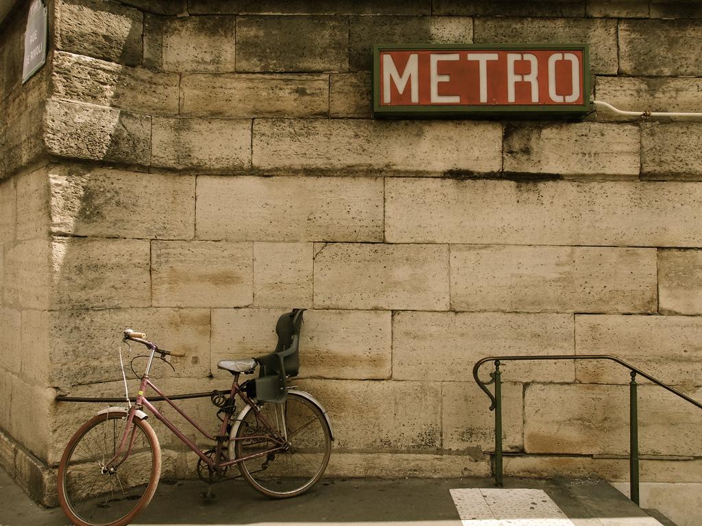 Linee guida per il trasporto bici in metro nelle capitali europee
