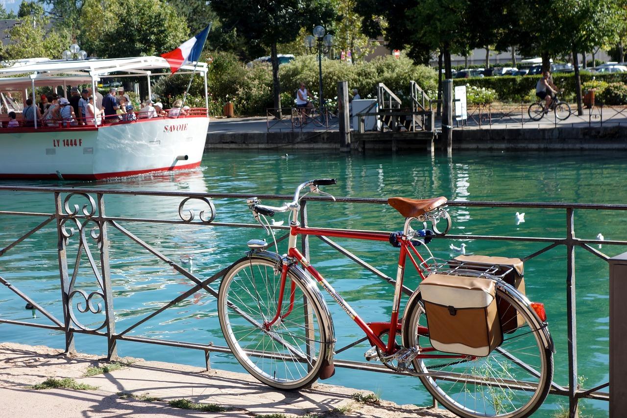 Cicloturismo in Francia