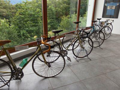 Museo del Ciclismo Madonna del Ghisallo - Nicola