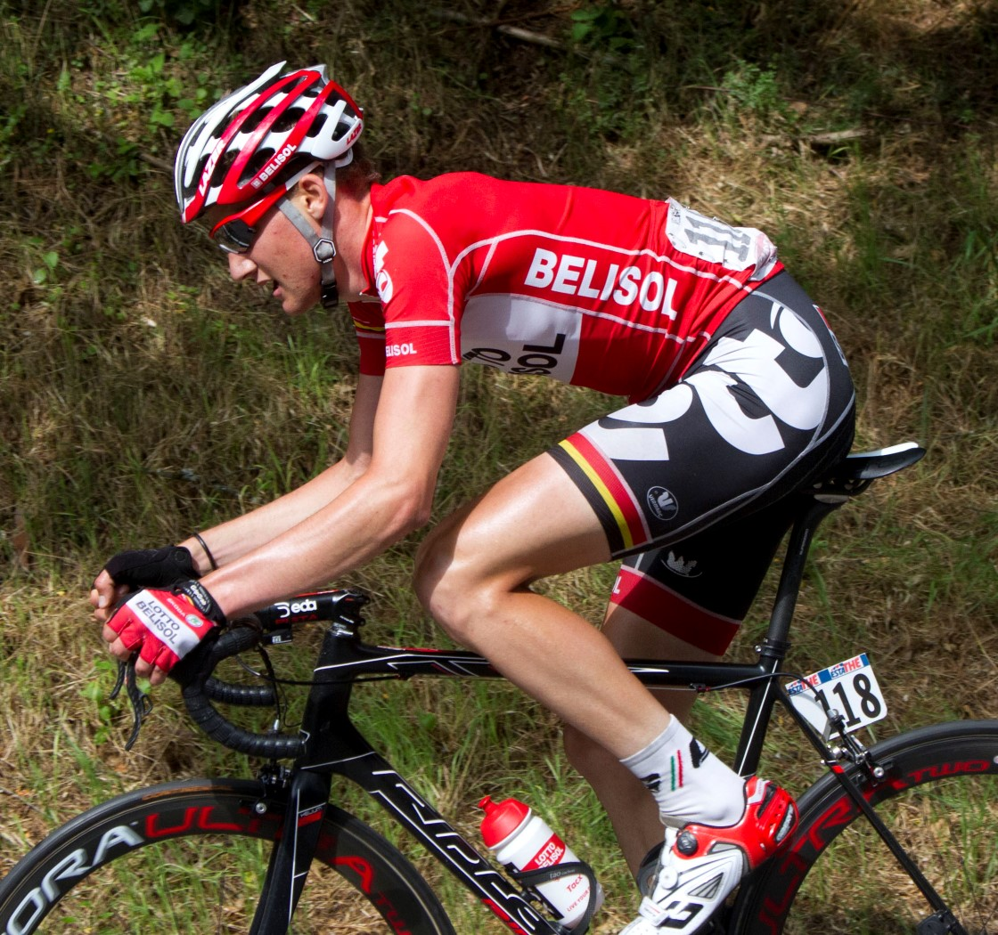 Tim Wellens - filip bossuyt (flickr), CC BY 2.0