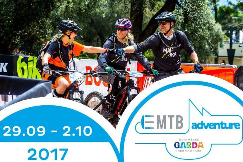 29/09 – 02/01: Garda Emtb Adventure