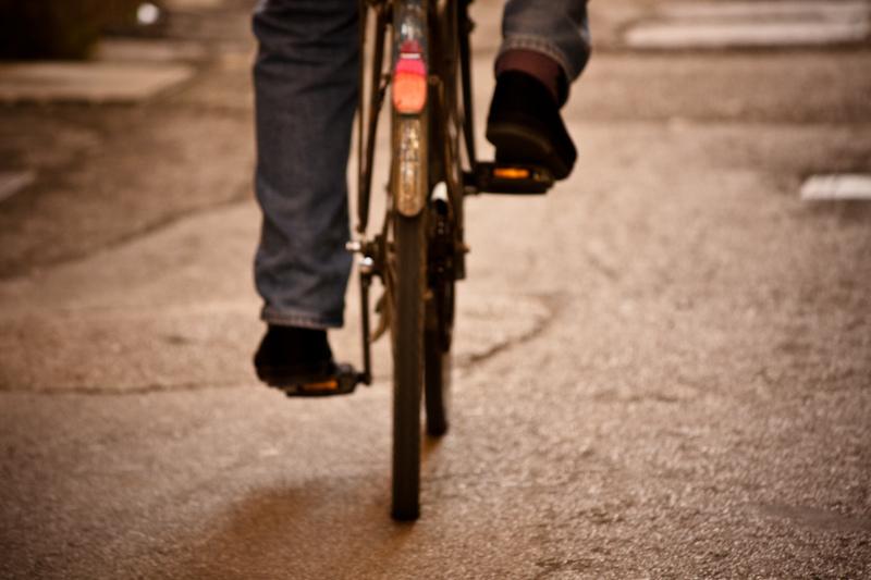 Dinamica della pedalata nel ciclismo