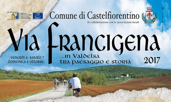 Gravel Francigena Valdelsa – 1° edizione