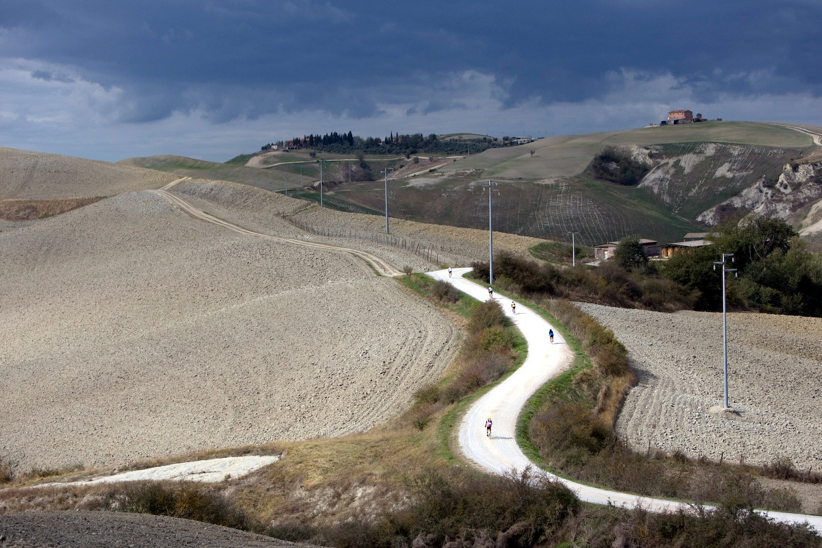 Percorso dell'Eroica - teledelacourse (flickr), CC BY-SA 2.0