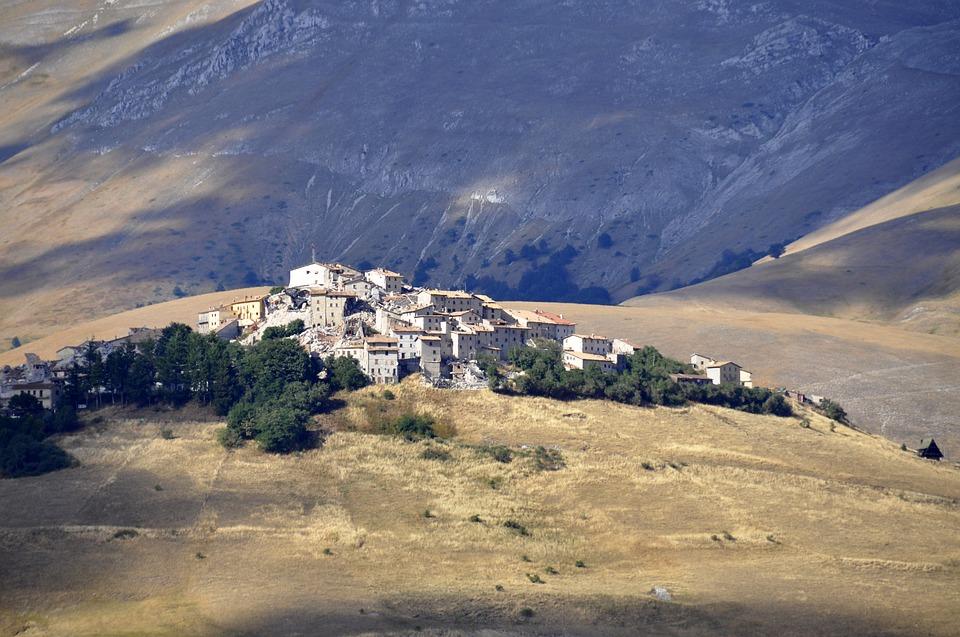 Parco Nazionale dei Monti Sibillini in mountain bike