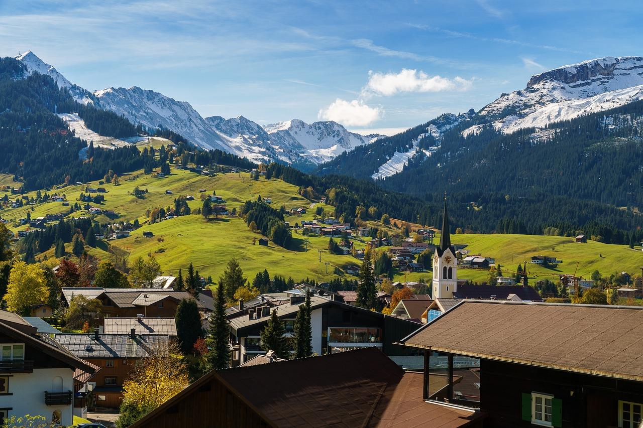 Cicloturismo in Austria