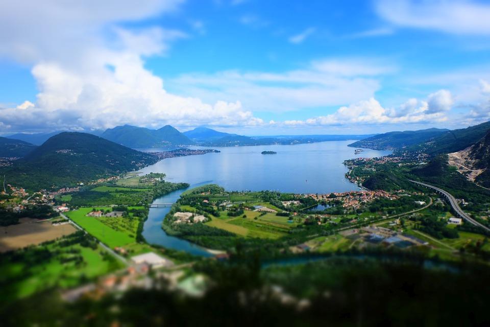 Il Parco del Ticino in bici: da Abbiategrasso a Sesto Calende