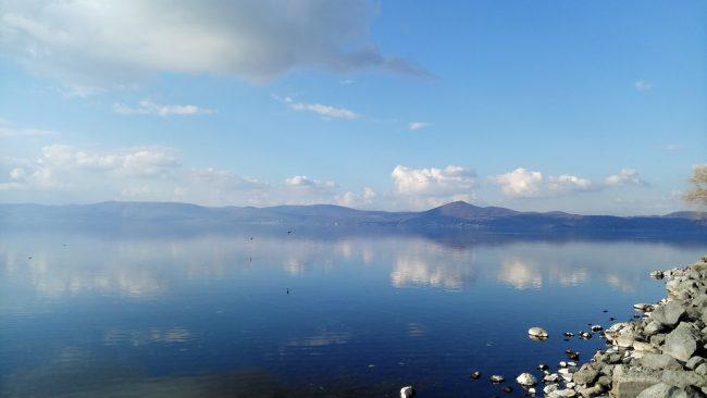 Giro ad anello del Lago di Bracciano