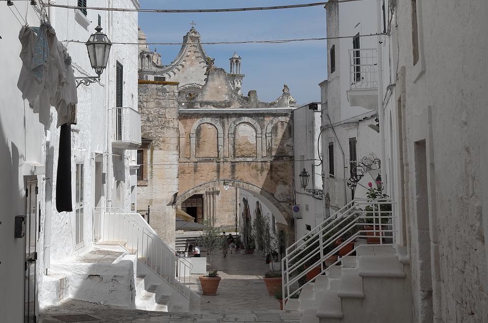 """Puglia: la """"Via dei Colli"""" in bicicletta"""