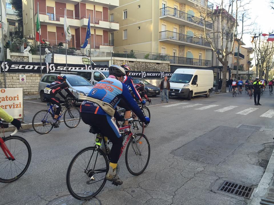 Settimana cicloturistica Gabicce Mare.