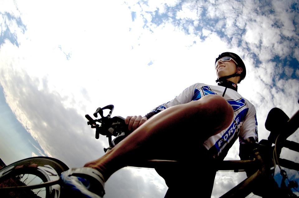 Utilizzo dei muscoli nelle varie discipline del ciclismo